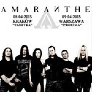 Amaranthe + support