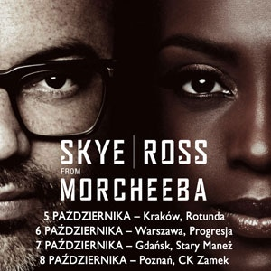 Skye i Ross from Morcheeba