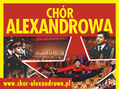 Buy tickets for concert Chór Alexandrowa - POLSKA - 2018-12-07 - 2018-12-13