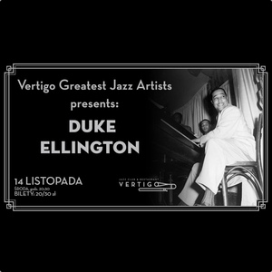 Vertigo Greatest Jazz Artists presents: Duke Ellington