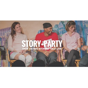 Story Party Wrocław - Dating Stories (in English) Early Show
