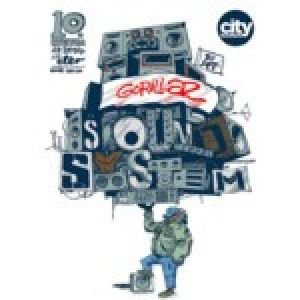 City Sounds: Gorillaz Sound System (DJ Set)