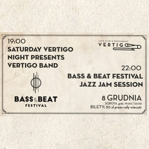 Vertigo Band - BassiBeat Festival Jazz Jam Session