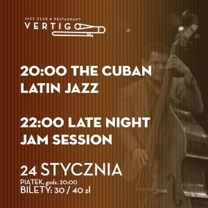 The Cuban Latin Jazz - Late Night Jam Session