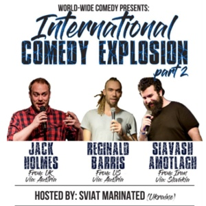 International Comedy Explosion 2