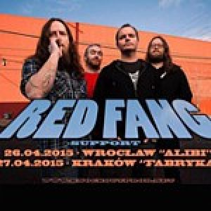 Red Fang + Turbowolf + The Stubs