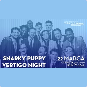 Snarky Puppy Vertigo Night