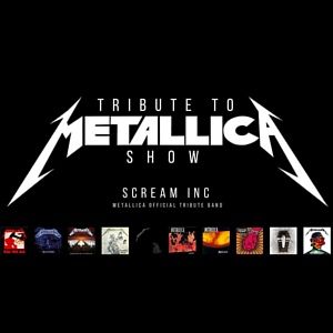 TRIBUTE TO METALLICA: Scream Inc. (UKR)