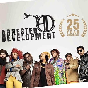 Arrested Develompent – 25th Anniversary Tour