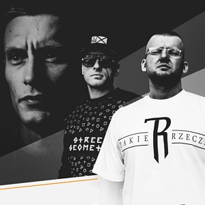 HIP HOP RAPORT TOUR: Kali (GM), Paluch, KeKę