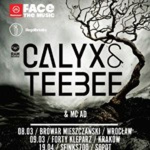 Face The Music: Calyx i TeeBee + MC AD