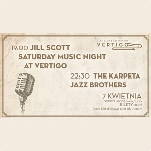 Jill Scott Saturday Music Night at Vertigo - Swing Night
