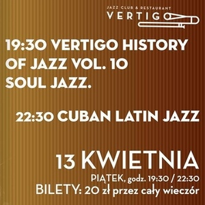 History of Jazz vol. 11: Soul Jazz - The Cuban Latin Jazz
