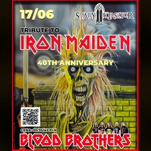 Tribute to Iron Maiden | Blood Brothers
