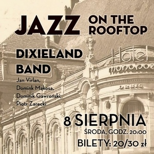 Jazz on the rooftop vol. 4: Dixieland Band