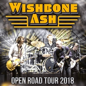 WISHBONE ASH - Open Road Tour 2018