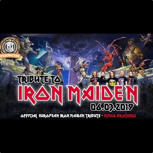 Tribute to Iron Maiden: Blood Brothers